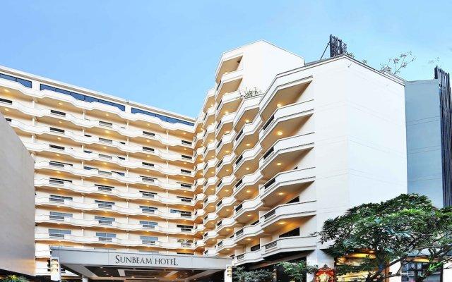Sunbeam Hotel Pattaya вид на фасад