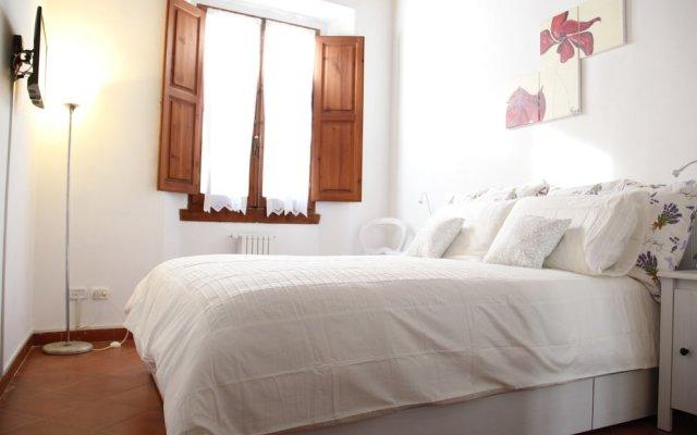 Апартаменты Art Apartment Santa Maria комната для гостей