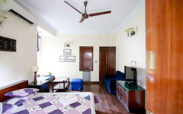 Отель Sirohi House комната для гостей