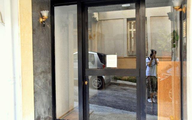 Апартаменты Filopappou view renovated apartment вид на фасад