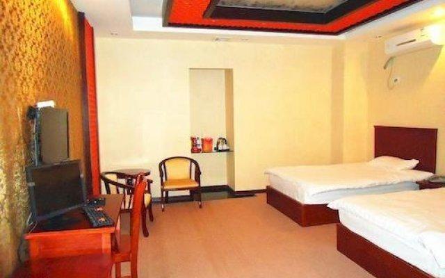 Apple Hotel Ganzhou комната для гостей