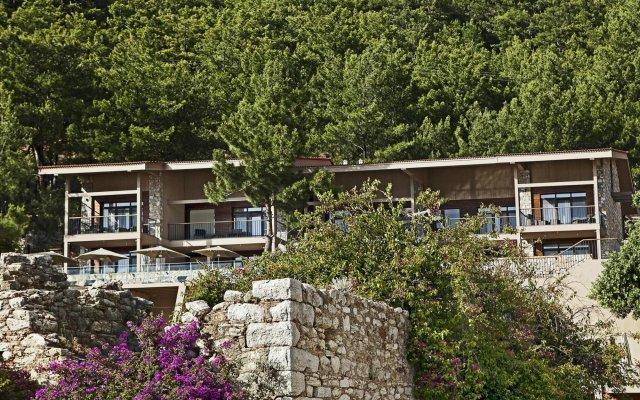 Marti Hemithea Hotel Турция, Кумлюбюк - отзывы, цены и фото номеров - забронировать отель Marti Hemithea Hotel онлайн вид на фасад