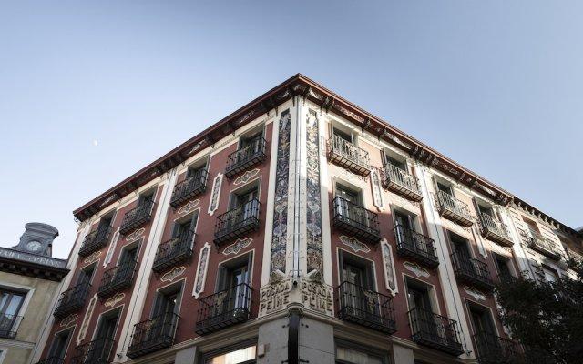 Отель Petit Palace Posada Del Peine Испания, Мадрид - 4 отзыва об отеле, цены и фото номеров - забронировать отель Petit Palace Posada Del Peine онлайн вид на фасад
