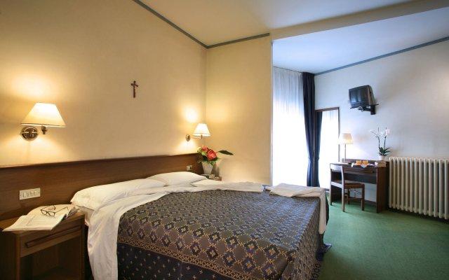 Отель Terme Firenze Италия, Абано-Терме - отзывы, цены и фото номеров - забронировать отель Terme Firenze онлайн комната для гостей