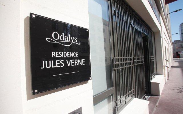 Отель Odalys City Paris Levallois Франция, Леваллуа-Перре - 2 отзыва об отеле, цены и фото номеров - забронировать отель Odalys City Paris Levallois онлайн вид на фасад