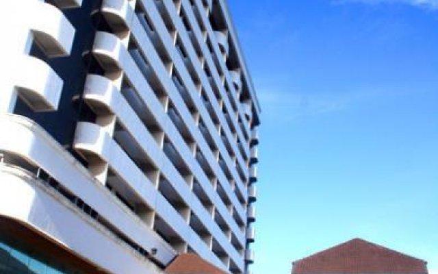 Отель KATINA Пхукет вид на фасад