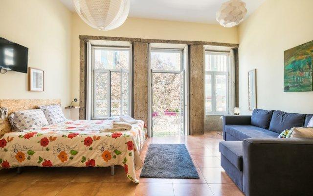 Отель Apartamento Ao Campo комната для гостей