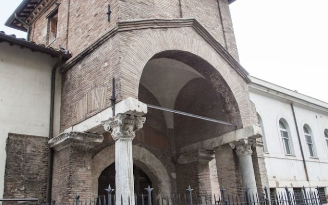 Отель Trasteverome45 вид на фасад