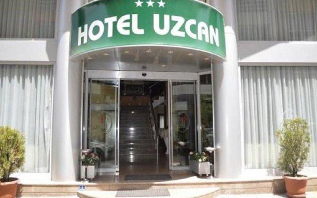 Grand Uzcan Hotel вид на фасад