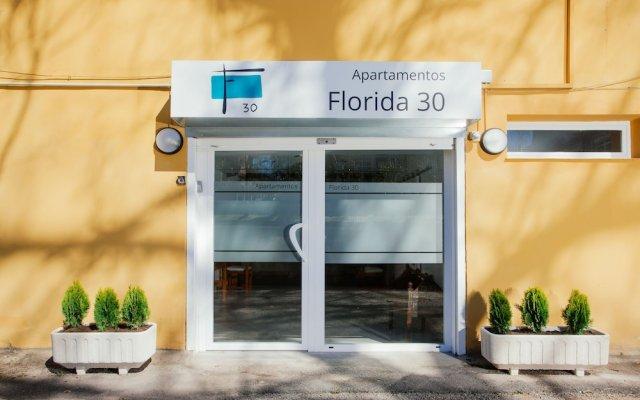 Отель Apartamentos Florida 30 Испания, Эрнани - отзывы, цены и фото номеров - забронировать отель Apartamentos Florida 30 онлайн вид на фасад