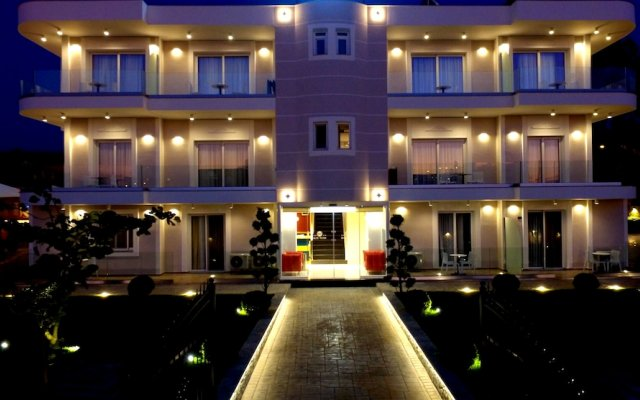 Blue Water Hotel 1