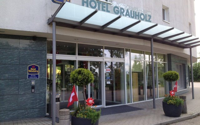 Отель Grauholz Швейцария, Берн - отзывы, цены и фото номеров - забронировать отель Grauholz онлайн вид на фасад