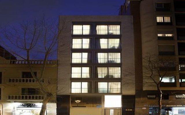 Отель Mh Apartments Family Испания, Барселона - отзывы, цены и фото номеров - забронировать отель Mh Apartments Family онлайн вид на фасад