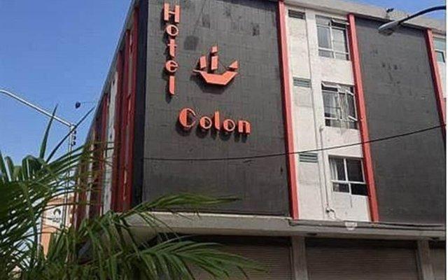 Hotel Colón Express вид на фасад