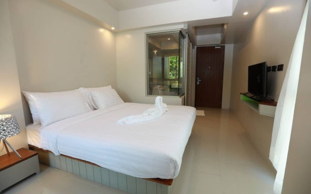 Отель A Sleep Bangkok Sathorn комната для гостей