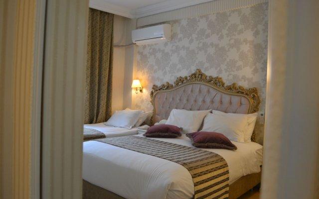 In Istanbul Hotel комната для гостей