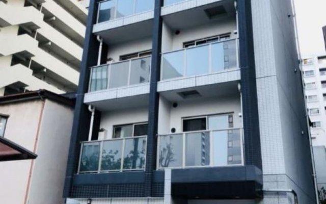 Отель GH One More Heart TSUKIJI 1 вид на фасад