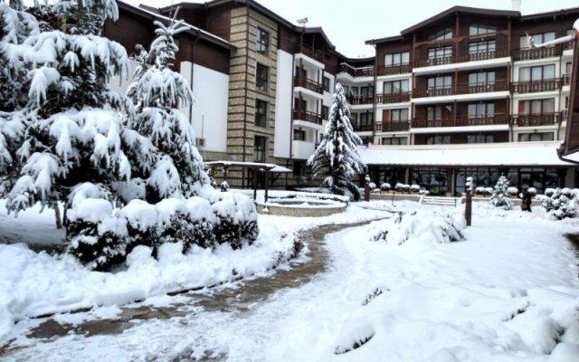 Отель –Winslow Infinity and Spa вид на фасад