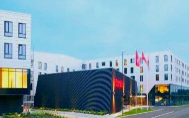 Отель Scandic Stavanger Forus Норвегия, Ставангер - отзывы, цены и фото номеров - забронировать отель Scandic Stavanger Forus онлайн вид на фасад