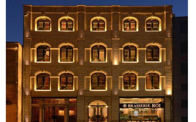 Отель Régie Ottoman Istanbul вид на фасад