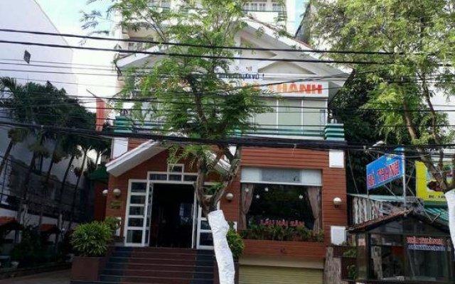 Отель Ha Thanh Hotel Вьетнам, Вунгтау - отзывы, цены и фото номеров - забронировать отель Ha Thanh Hotel онлайн вид на фасад