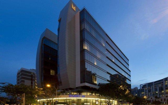 Studio M Hotel вид на фасад