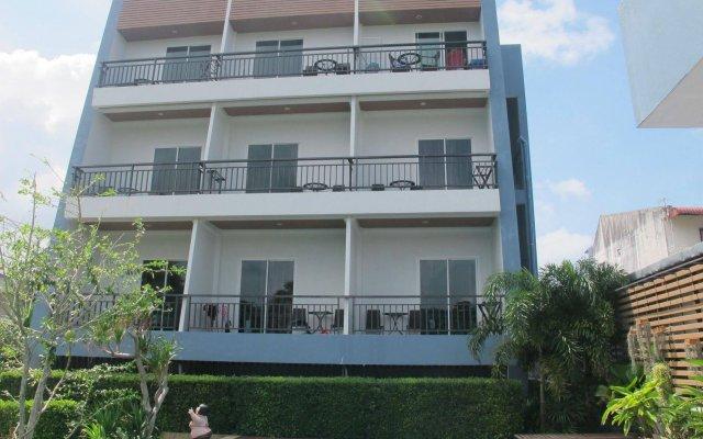 Отель Phuket Jula Place вид на фасад