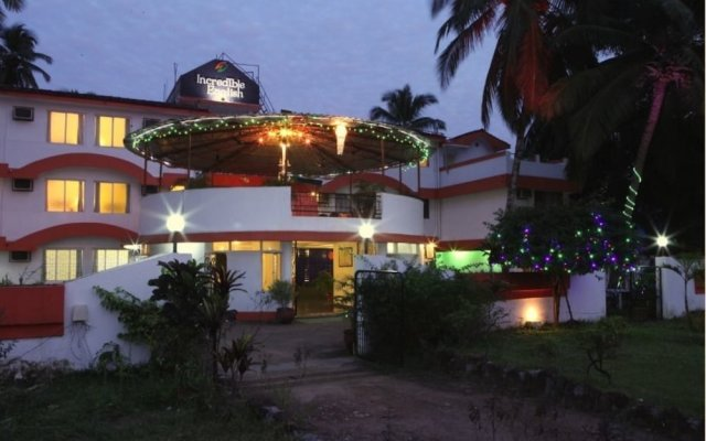Alenea Resort in South Goa, India from 74$, photos, reviews - zenhotels.com hotel front