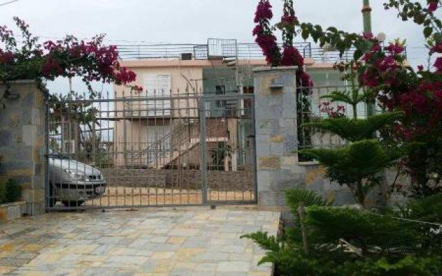 Отель Vila Ester вид на фасад