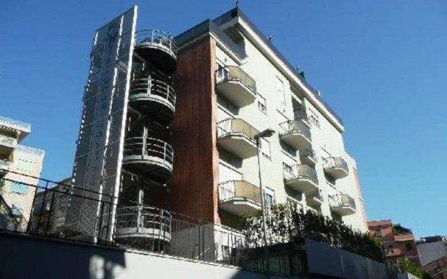 Отель Gravina San Pietro Италия, Рим - отзывы, цены и фото номеров - забронировать отель Gravina San Pietro онлайн вид на фасад