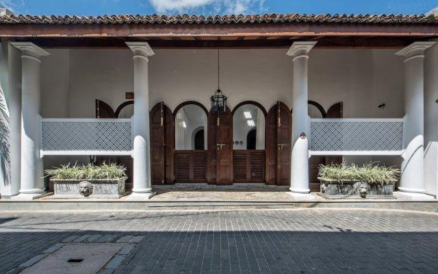 Отель Taru Villas - Lighthouse Street Шри-Ланка, Галле - отзывы, цены и фото номеров - забронировать отель Taru Villas - Lighthouse Street онлайн вид на фасад
