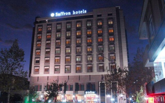 Saffron Hotel Турция, Кахраманмарас - отзывы, цены и фото номеров - забронировать отель Saffron Hotel онлайн вид на фасад