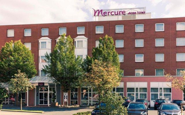 Mercure Hotel Hannover Medical Park вид на фасад