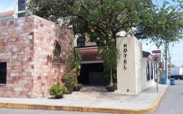 Отель Nautilus Мексика, Плая-дель-Кармен - отзывы, цены и фото номеров - забронировать отель Nautilus онлайн вид на фасад