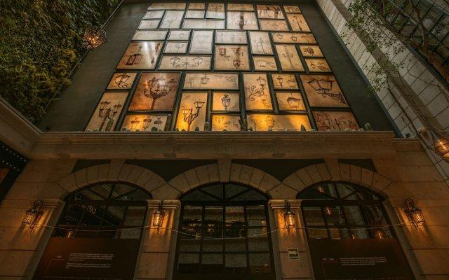 Отель Zocalo Central Mexico City Мексика, Мехико - отзывы, цены и фото номеров - забронировать отель Zocalo Central Mexico City онлайн вид на фасад