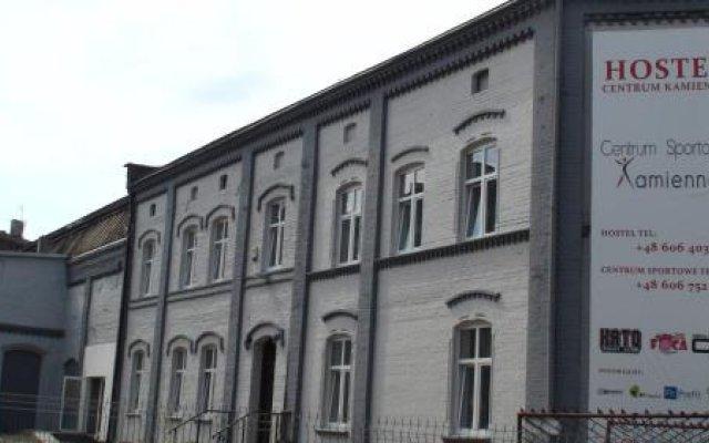 Hostel Kamienna Centrum вид на фасад