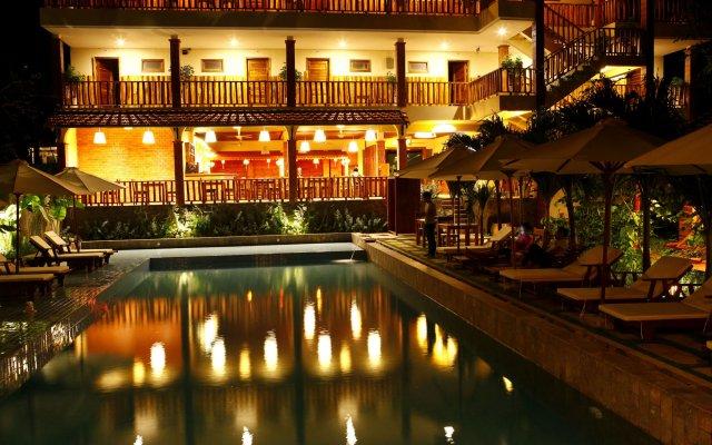 Отель Bauhinia Resort вид на фасад