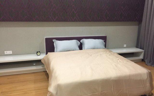 Отель De Platinum Suite Малайзия, Куала-Лумпур - отзывы, цены и фото номеров - забронировать отель De Platinum Suite онлайн вид на фасад