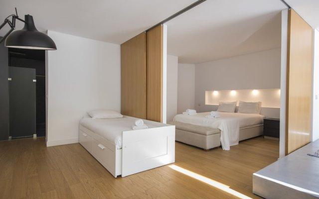 Апартаменты Marques de Pombal Trendy Apartment комната для гостей