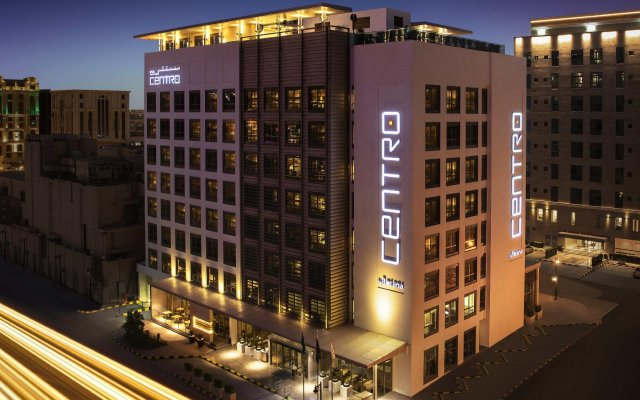 Отель Centro Olaya вид на фасад