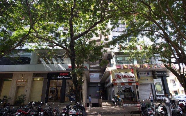 Отель OYO 11347 Home Peacefull 2BHK Panjim Гоа вид на фасад