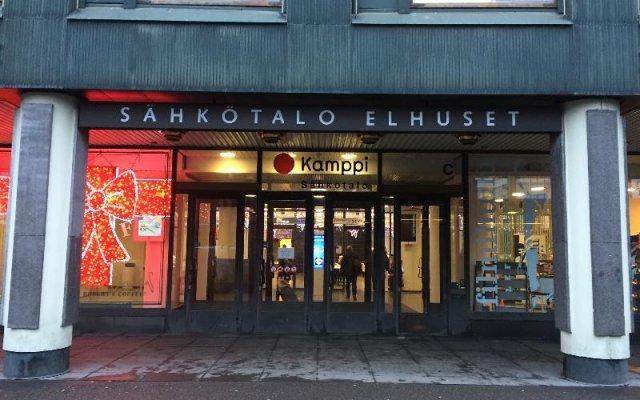 Отель Kamppi Eeirkinkatu 1 - 6pax Финляндия, Хельсинки - отзывы, цены и фото номеров - забронировать отель Kamppi Eeirkinkatu 1 - 6pax онлайн вид на фасад