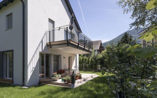 Отель Barrierfree Appartments Salzburg Австрия, Зальцбург - отзывы, цены и фото номеров - забронировать отель Barrierfree Appartments Salzburg онлайн вид на фасад