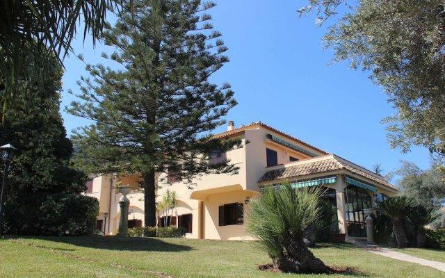 Отель La Perciata Сиракуза вид на фасад