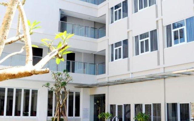 Fashion Hotel Legian вид на фасад