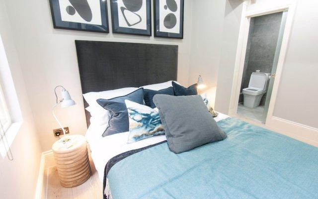 Отель Cozy & Modern Flat for 2 in Marylebone Великобритания, Лондон - отзывы, цены и фото номеров - забронировать отель Cozy & Modern Flat for 2 in Marylebone онлайн комната для гостей