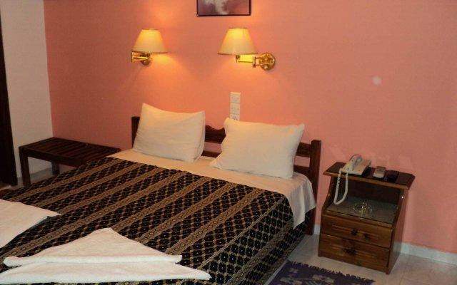 Отель Palladion Греция, Остров Санторини - отзывы, цены и фото номеров - забронировать отель Palladion онлайн комната для гостей