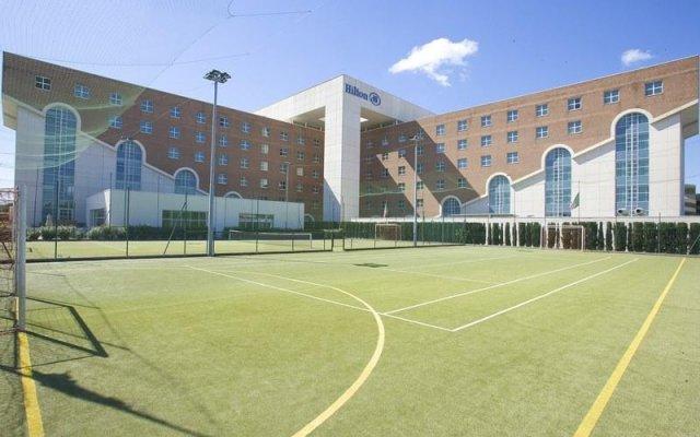 Отель Hilton Rome Airport спортивное сооружение