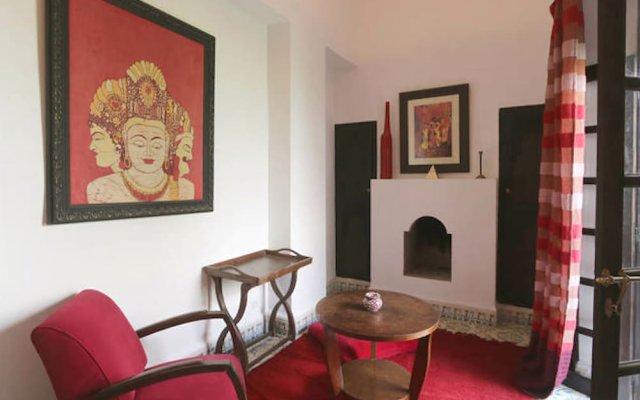 Отель Riad Darmouassine Марокко, Марракеш - отзывы, цены и фото номеров - забронировать отель Riad Darmouassine онлайн комната для гостей