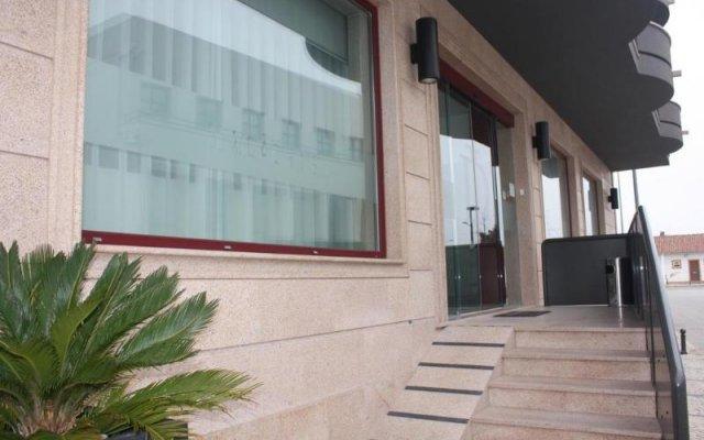 Dom Joao Hotel вид на фасад
